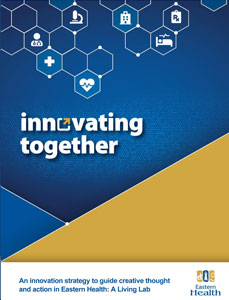 Innovation Strategy report cover