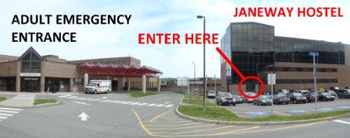 Janeway Hostel